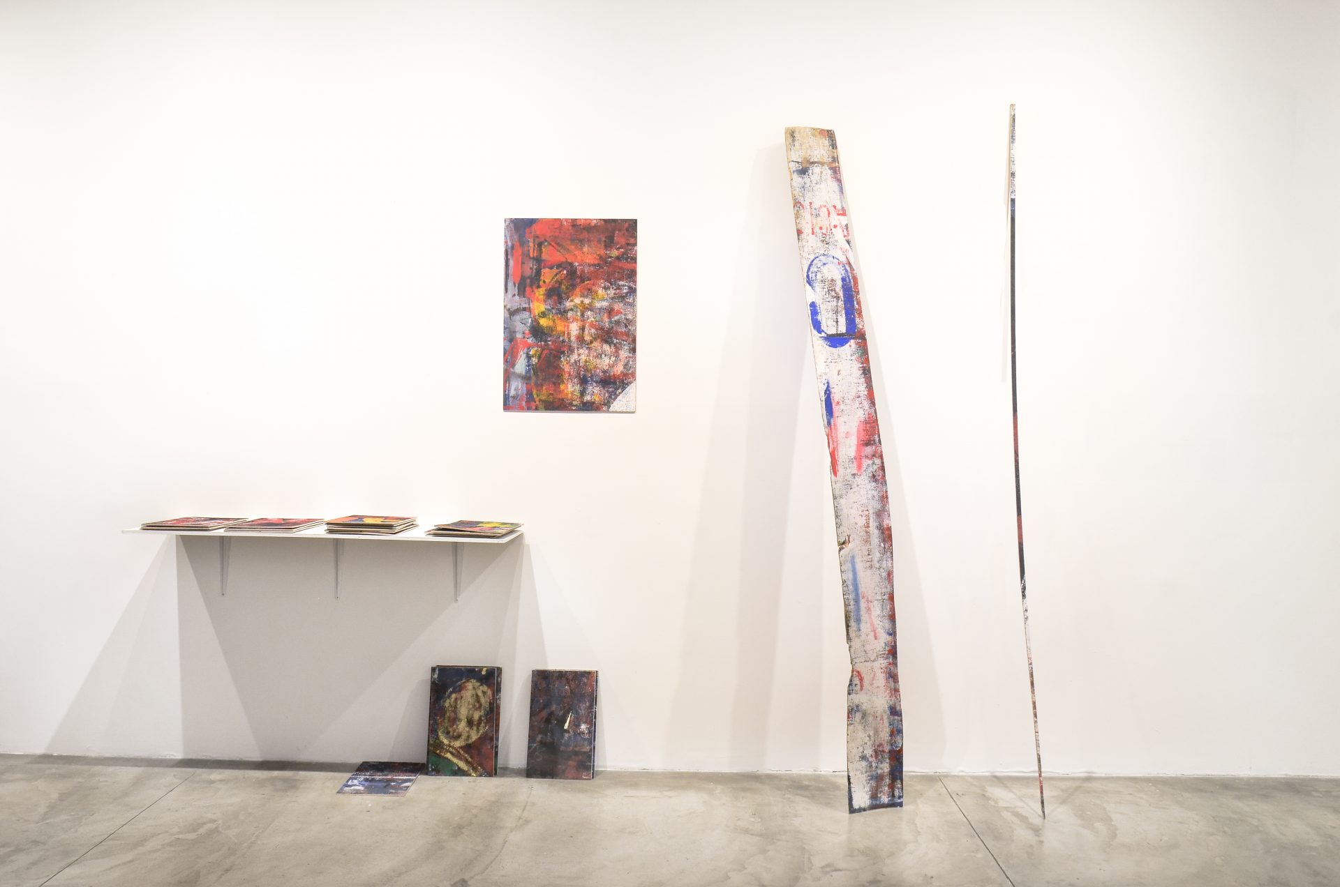 Kiosko Galeria, Santa Cruz de la Sierra, Bolivia, 2018 (solo show)